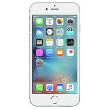 Sim Free Apple iPhone 6s 64GB Mobile Phone - Silver