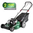 more details on Qualcast 48cm Selfpropelled Petrol Mower .