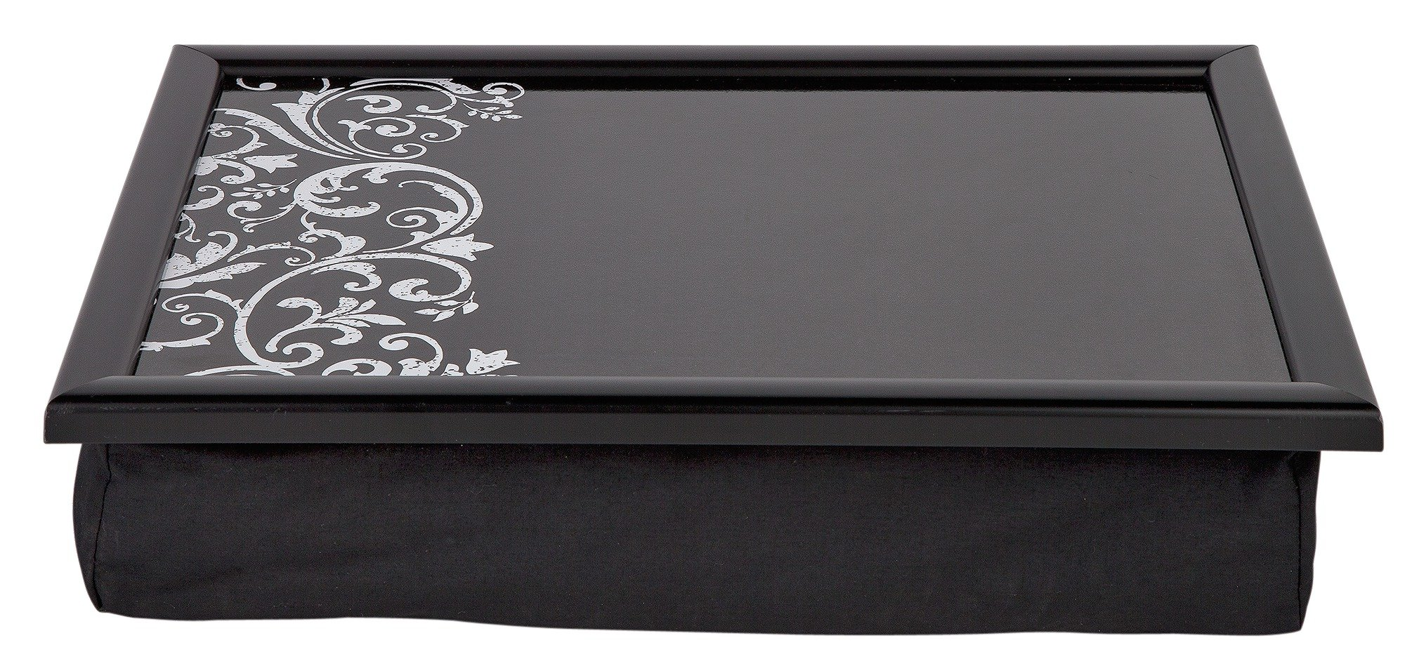 home damask breakfast in bed lap tray