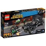 more details on LEGO Superheroes Kryptonite Interception Playset - 76045.