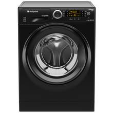 Hotpoint RPD9467JKK 9KG 1400 Spin Washing Machine - Black