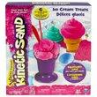 more details on Kinetic Sand Ice Cream Treat Playset.