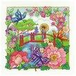 more details on Oriental Landscape Cross Stitch Kit.