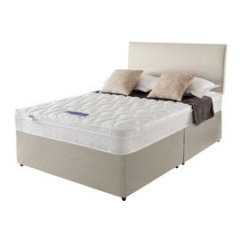 Silentnight Auckland Natural Divan Bed - Superking.