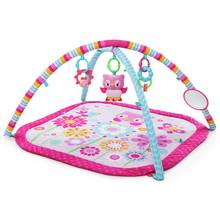 Bright Starts Pretty in Pink Fancy Flowers Activity Gym.