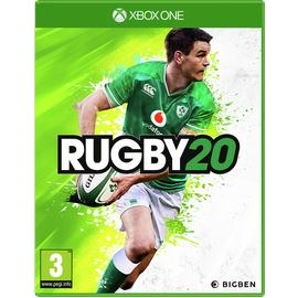 Rugby 20 Xbox One Pre-Order Game