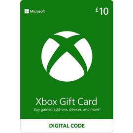 Xbox Live 10 GBP Gift Card Digital Download