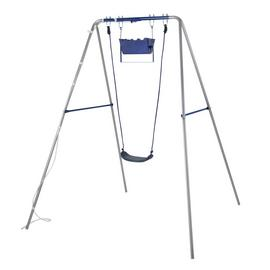 Chad Valley Kids Garden Swing and Water Tipper - Blue