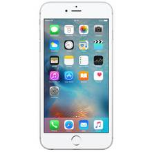 Sim Free Apple iPhone 6S Plus 128GB Mobile Phone - Silver
