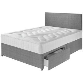 Argos Home Elmdon Deep Ortho Divan Bed - Kingsize.