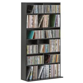 Argos Home Wide CD and DVD Media Storage