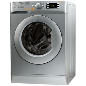 Indesit XWDE861480XS 8KG/6KG 1400 Spin Washer Dryer - Silver