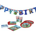 more details on Nickelodeon Paw Patrol Party Pack for 16 Guests.