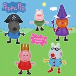 more details on Peppa Pig Dress Up 5 Figure Pack.