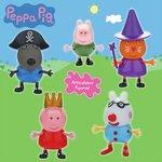 more details on Peppa Pig Dress Up 5 Figure Pack.