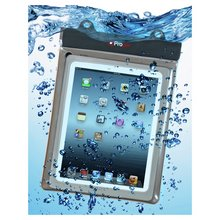 Proper Waterproof Case and Earphones for 10 Inch Tablets
