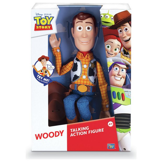 Buy Disney Toy Story Woody   Playsets and figures   Argos