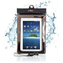 Proper Waterproof Case and Earphones for 7 Inch Tablets