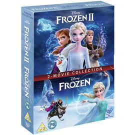 Frozen & Frozen 2 DVD Box Set
