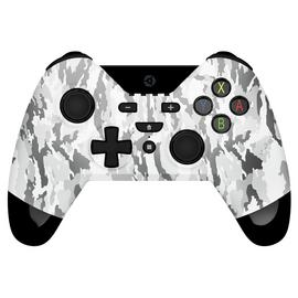 Gioteck WX-4 Wireless Nintendo Switch Controller -White Camo