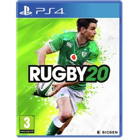 Rugby 20 PS4 Pre-Order Game