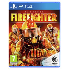 Real Heroes: Firefighter PS4 Pre-Order Game