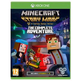 Minecraft: Story Mode Complete Edition Xbox One Game