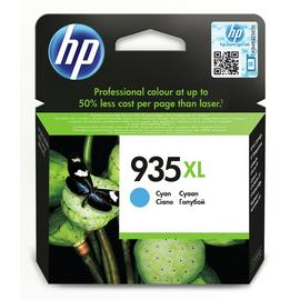 HP 935XL High Yield Original Ink Cartridge - Cyan