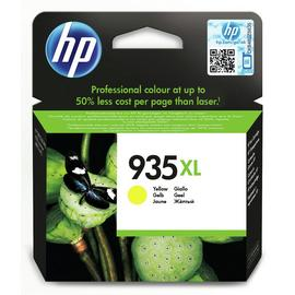 HP 935XL High Yield Original Ink Cartridge - Yellow