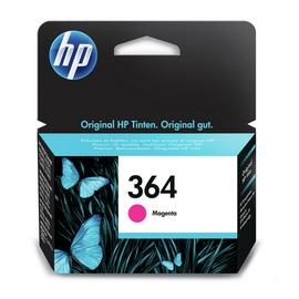 HP 364 Original Ink Cartridge - Magenta