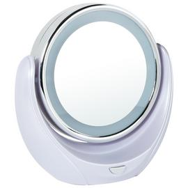 Rio Illuminated 1 & 5X Magnifying, Make-up & Vanity Mirror