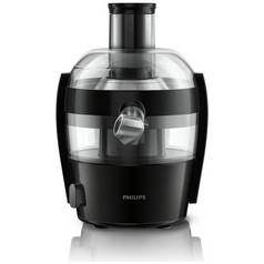 Philips HR1832/11 Compact Juicer - Black