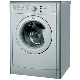 Indesit Ecotime IDVL75BRS Freestanding Tumble Dryer - Silver