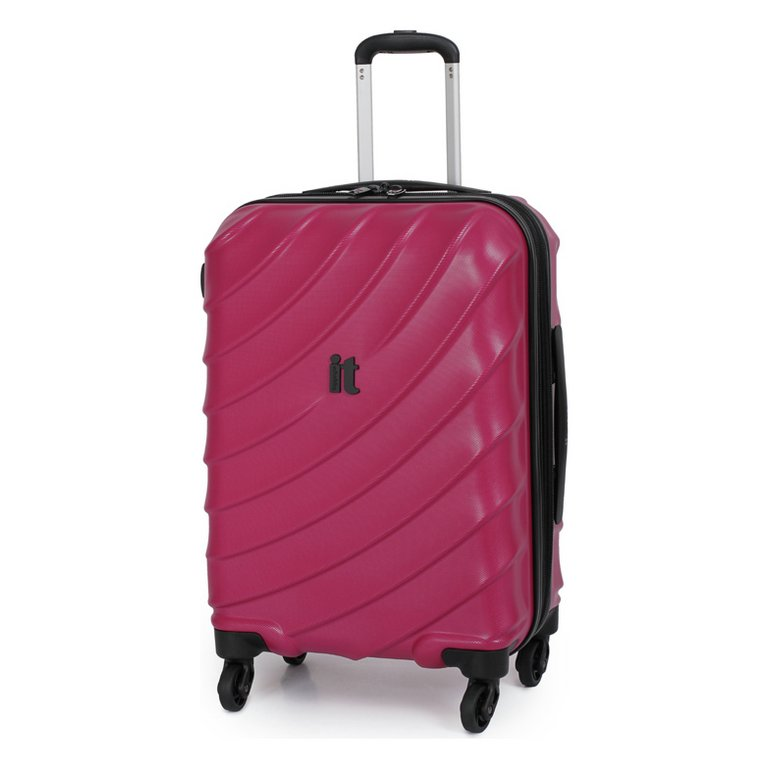 Buy IT Luggage Expandable Duralition 4 Wheel Suitcase - Small at ...