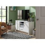 more details on Collection Venice Sideboard / TV Unit - White.