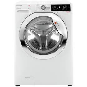 Hoover DXP412AIW3 12KG 1400 Spin Washing Machine - White