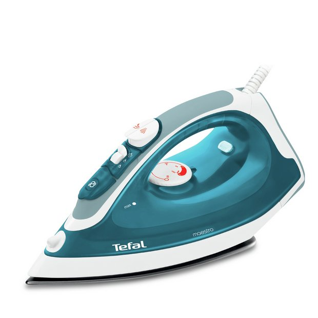 buy tefal fv3778 maestro steam iron at your online shop for irons laundry and. Black Bedroom Furniture Sets. Home Design Ideas