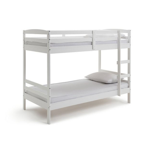 Buy home josie shorty bunk bed with 2 elliott mattresses for Online shopping for mattresses