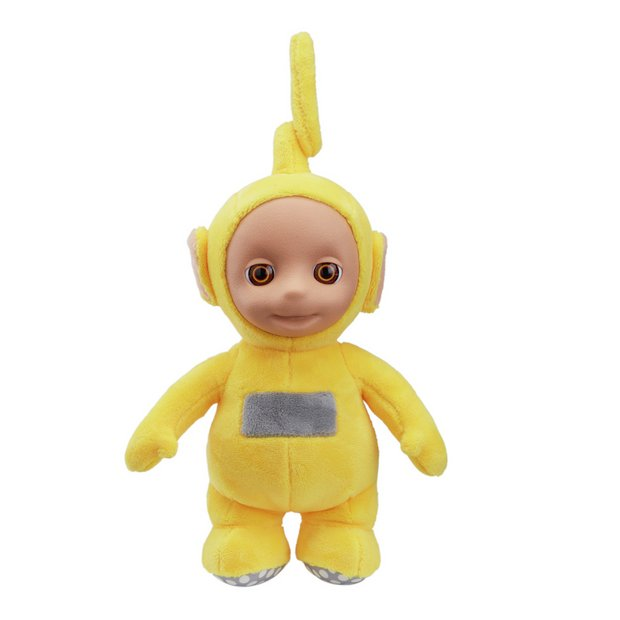 Squishy Mushy Argos : Buy Teletubbies Talking Laa-Laa Soft Toy at Argos.co.uk - Your Online Shop for Soft toys, Baby ...