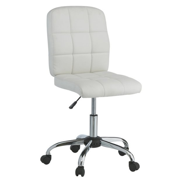 Buy Home Jarvis Gas Lift Height Adjustable Office Chair