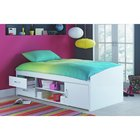Buy Collection Heavy Duty Bunk Bed Frame White And Pine