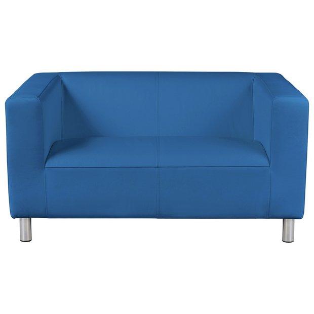 buy colourmatch moda compact 2 seater fabric sofa marina. Black Bedroom Furniture Sets. Home Design Ideas