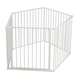 Scandinavian Pet Pen with Wall Fittings