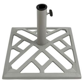 Argos Home Cast Iron Parasol Base