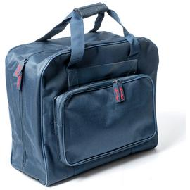 Heavy Duty Polyester Sewing Machine Carry Bag - Blue