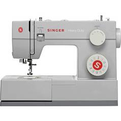 Singer 4423 Heavy Duty Metal Sewing Machine - Grey