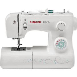 Singer 3321 Talent Sewing Machine - White