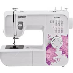 Brother AE2500 Stitch Sewing Machine - White