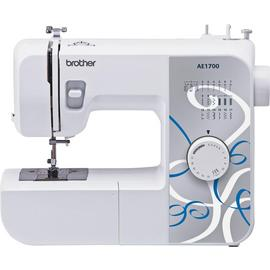 Brother AE1700 Manual Stitch Sewing Machine - White