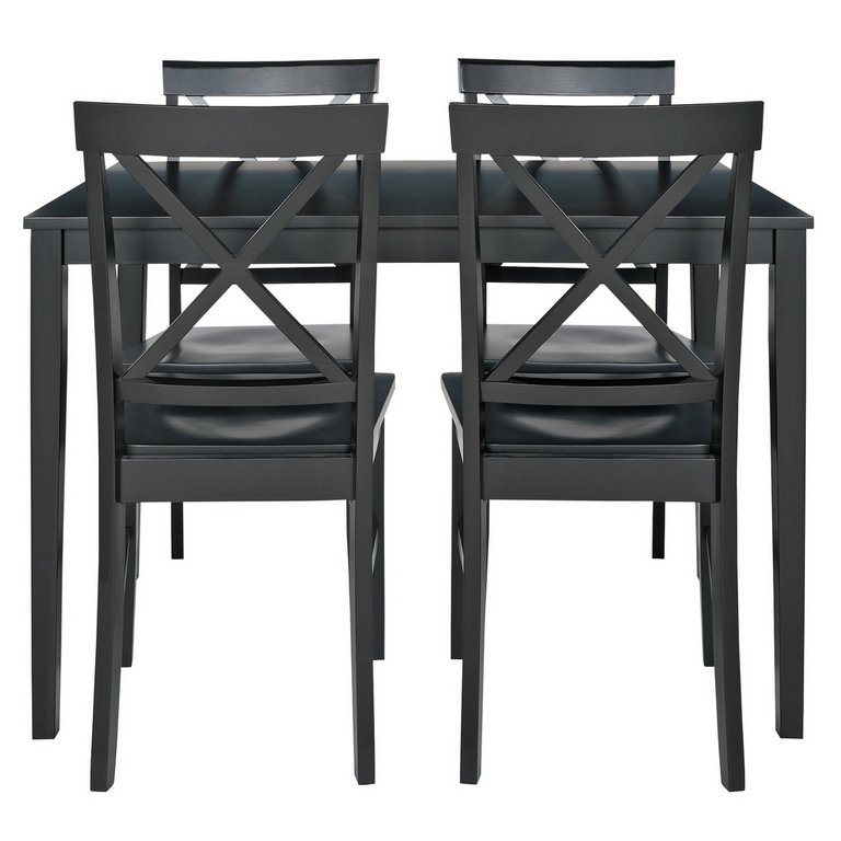 Buy HOME Jessie Dining Table and 4 Solid Wood Chairs  : 4602837RSETMain768ampw620amph620 from www.argos.co.uk size 620 x 620 jpeg 39kB